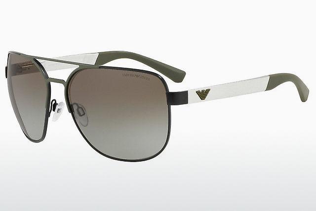 cb897fd1a0 Acheter des lunettes de soleil Emporio Armani en ligne à prix très bas