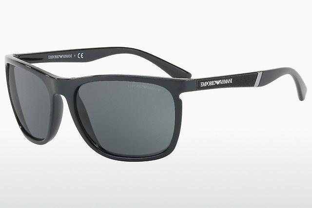 7ed5edbc8c Acheter des lunettes de soleil Emporio Armani en ligne à prix très bas