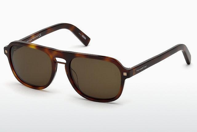 d4f1662e4df577 Acheter des lunettes de soleil Ermenegildo Zegna en ligne à prix très bas