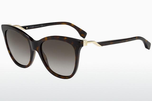 Acheter des lunettes de soleil Fendi en ligne à prix très bas 2889ced1855