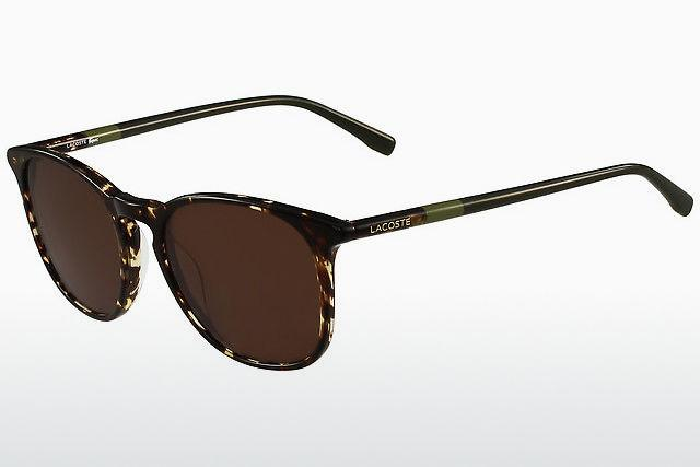 da1b9ebd0bb Acheter des lunettes de soleil Lacoste en ligne à prix très bas