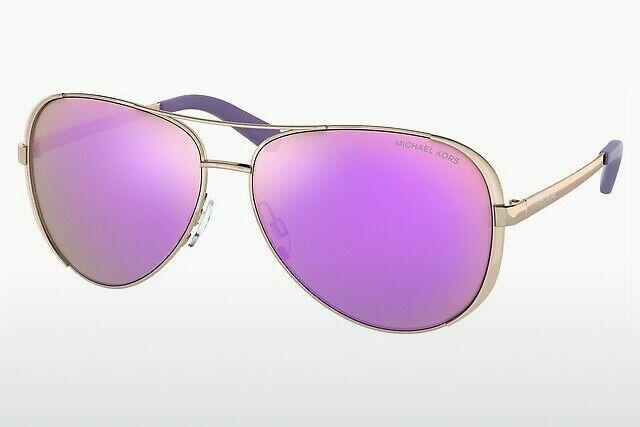 e6dcb95e851fe Acheter des lunettes de soleil Michael Kors en ligne à prix très bas