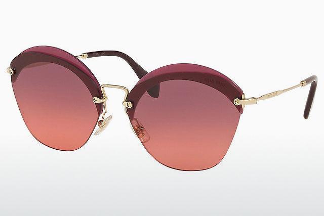bef1ab8a2a4 Acheter des lunettes de soleil Miu Miu en ligne à prix très bas