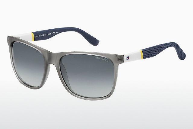 3968da2462ba4 Acheter des lunettes de soleil Tommy Hilfiger en ligne à prix très bas