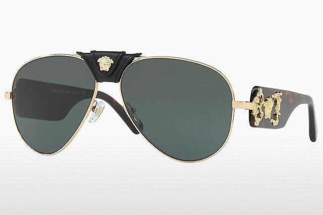 2ed32eec230f2 Acheter des lunettes de soleil Versace en ligne à prix très bas