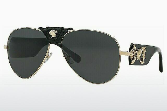Acheter des lunettes de soleil Versace en ligne à prix très bas ddf6245f911e