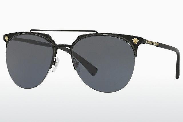 bc825fd1462cd Acheter des lunettes de soleil Versace en ligne à prix très bas