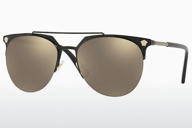 Acheter des lunettes de soleil Versace en ligne à prix très bas 38ef12cf323