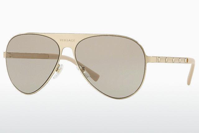 Acheter des lunettes de soleil Versace en ligne à prix très bas bbf45886d2fa