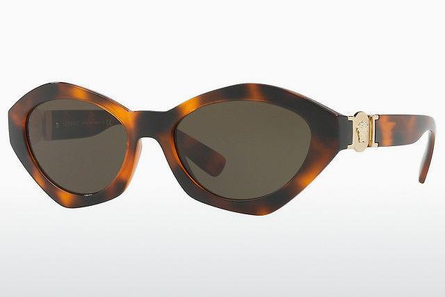 1deaa12c62ca0c Acheter des lunettes de soleil Versace en ligne à prix très bas