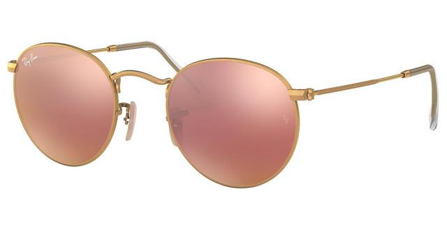 lunette ray ban femme rose gold