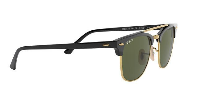 Ray-Ban CLUBMASTER DOUBLEBRIDGE RB 3816 901 58 d988a339c1ab