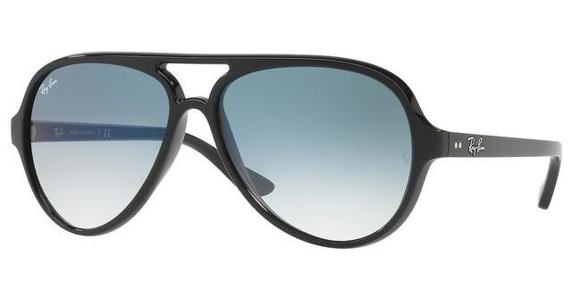 Ray-Ban CATS 5000 RB 4125 601 3F 911f3d57100f