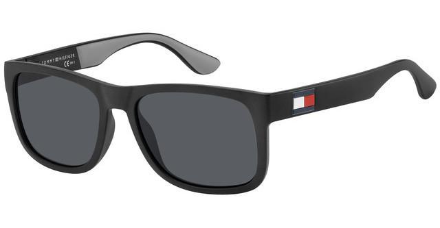 Tommy Hilfiger TH 1547S, Montures de lunettes Homme, Noir